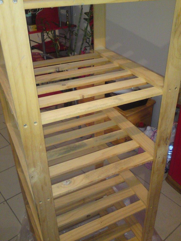 Peinture sur toile et bricolage coin du bricolage for Different type de bois pour meuble
